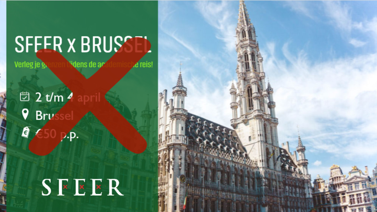 SFEER X Brussel