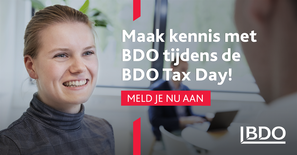 BDO Tax Day