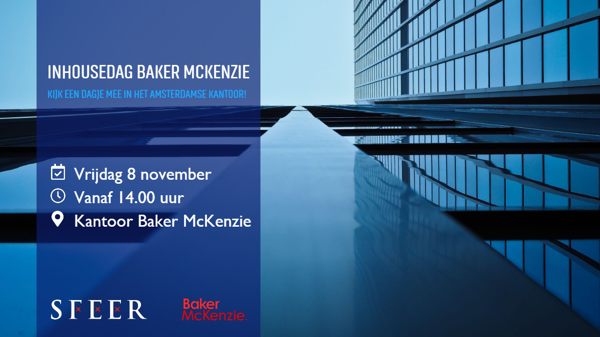 Inhousedag Baker McKenzie