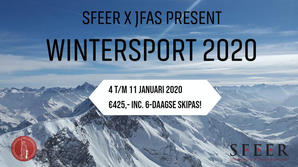 SFEER X JFAS Wintersport
