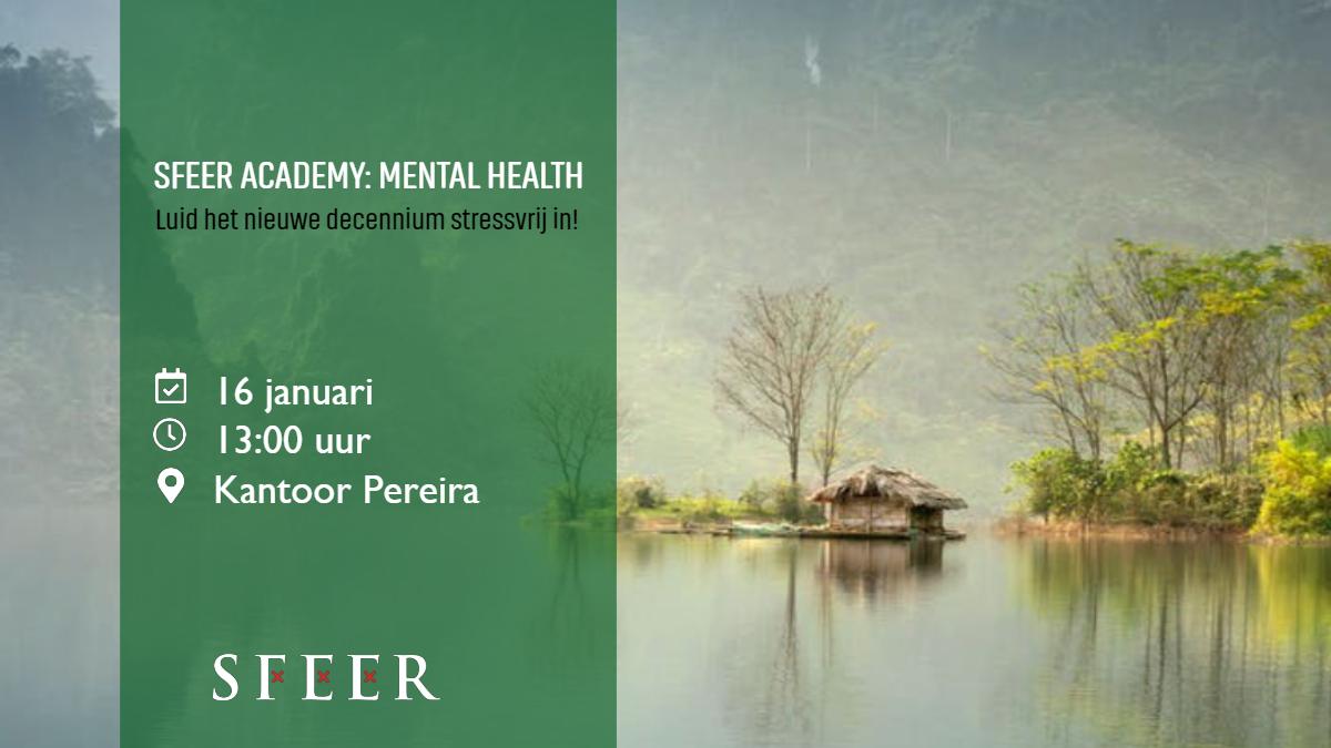 SFEER Academy: Mental Health