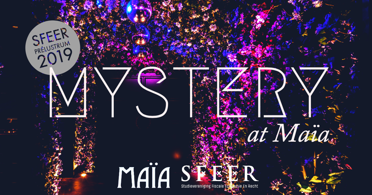 SFEER Prélustrum: Mystery at Maïa