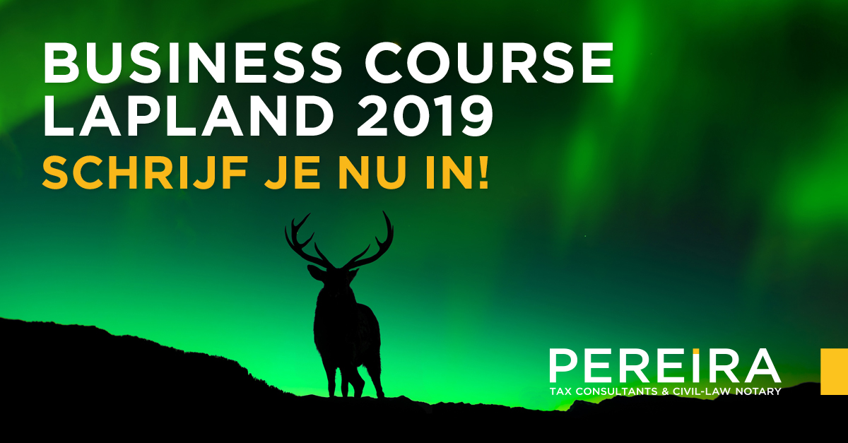 Business Course Pereira: Lapland!