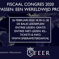 Fiscaal Congres 2020