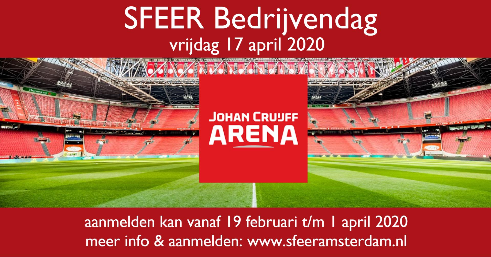 SFEER Bedrijvendag 2020