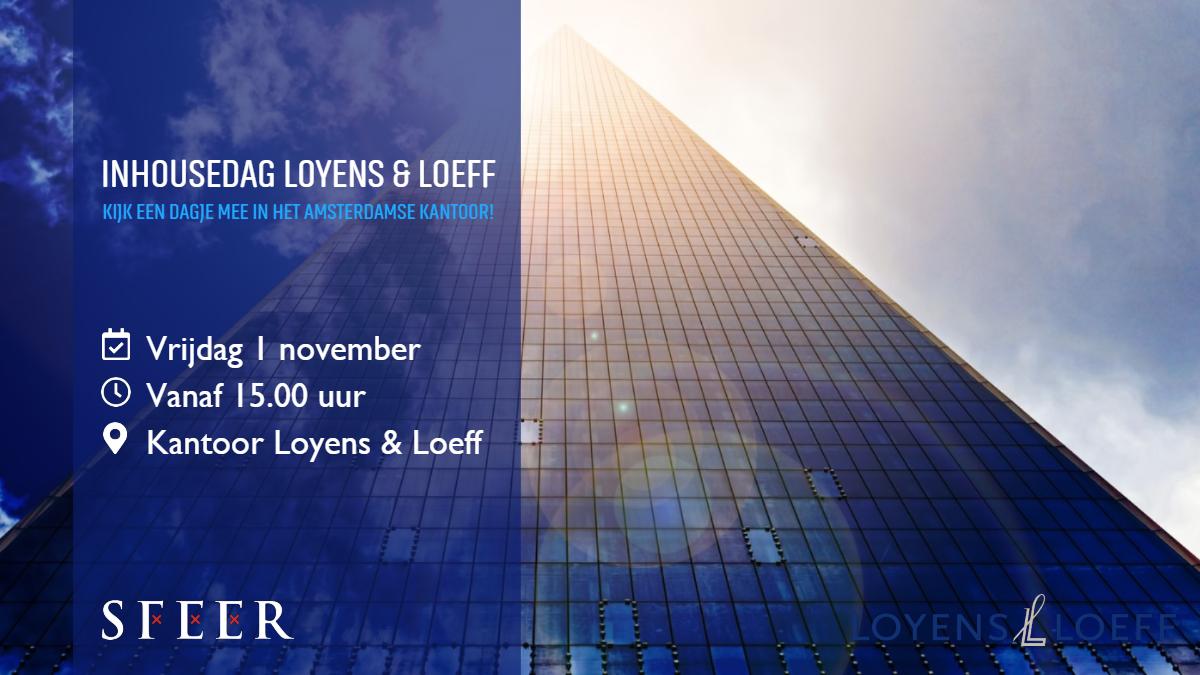 Inhousedag Loyens & Loeff