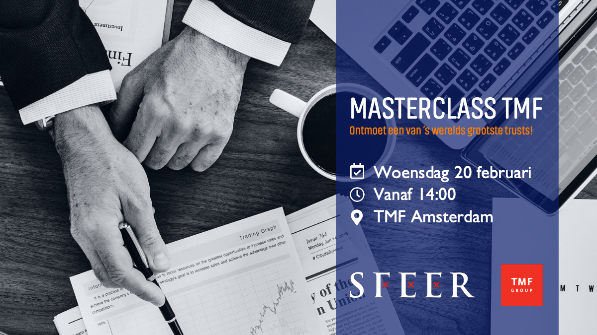 Masterclass bij TMF