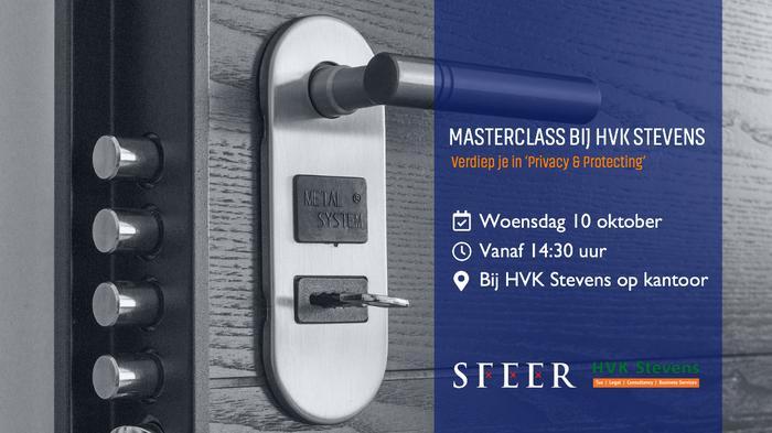 Masterclass bij HVK Stevens
