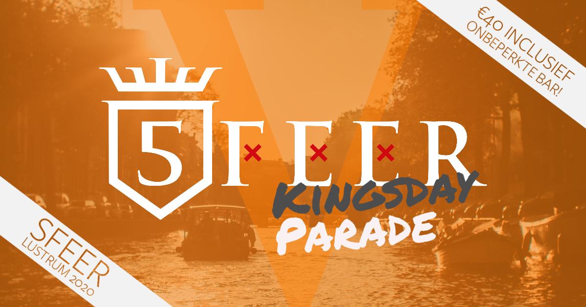 SFEER Kingsday Parade