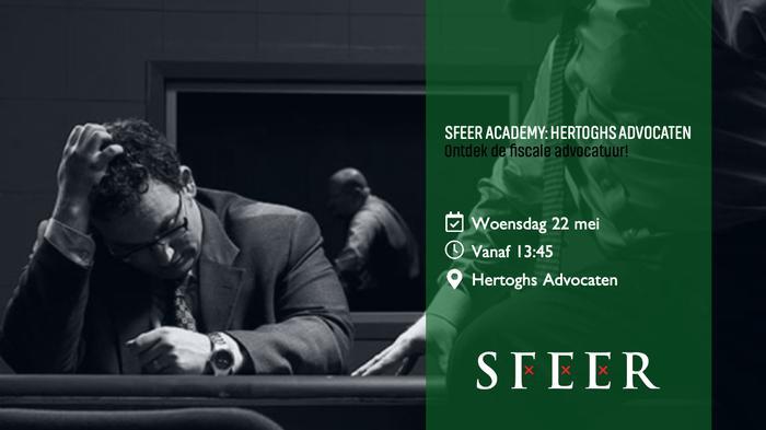 SFEER Academy: Hertoghs advocaten