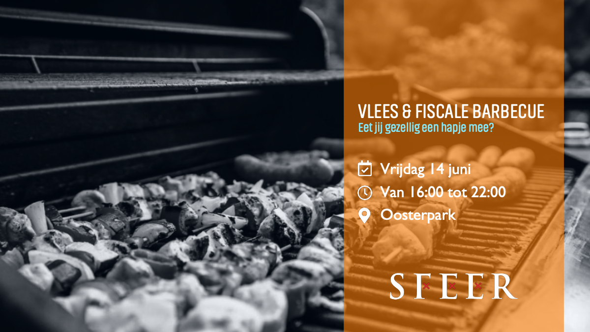 Vlees & fiscale barbecue