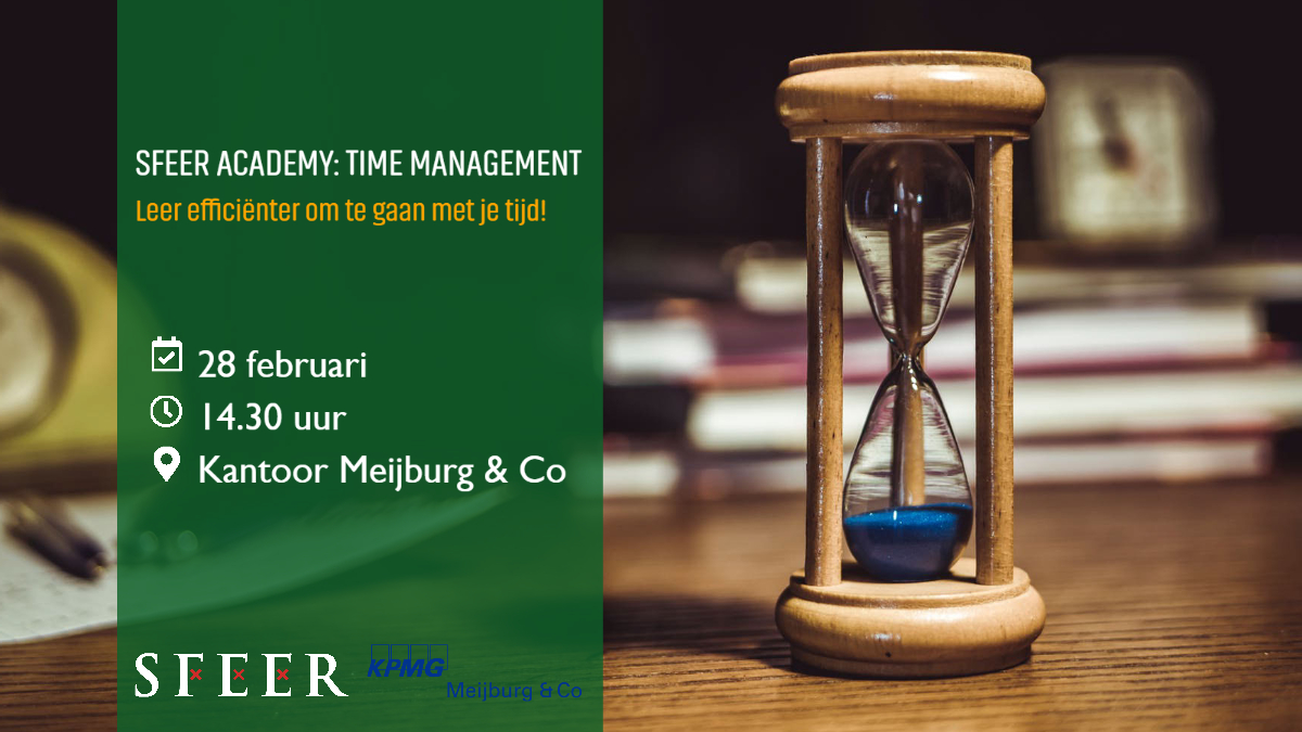SFEER Academy: Time Management